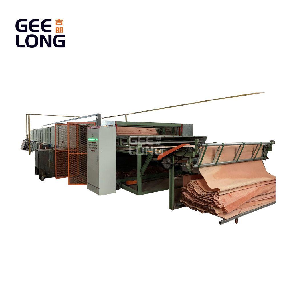 Китай GEELONG 2 слоя машина для сушки шпона